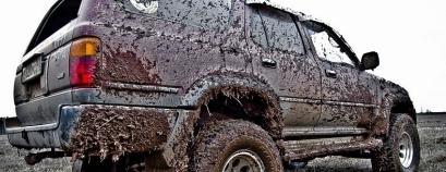 Съемно-портативная лебедка на Toyota