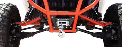 Лебедки ATV-3000 для квадроциклов - распродажа !