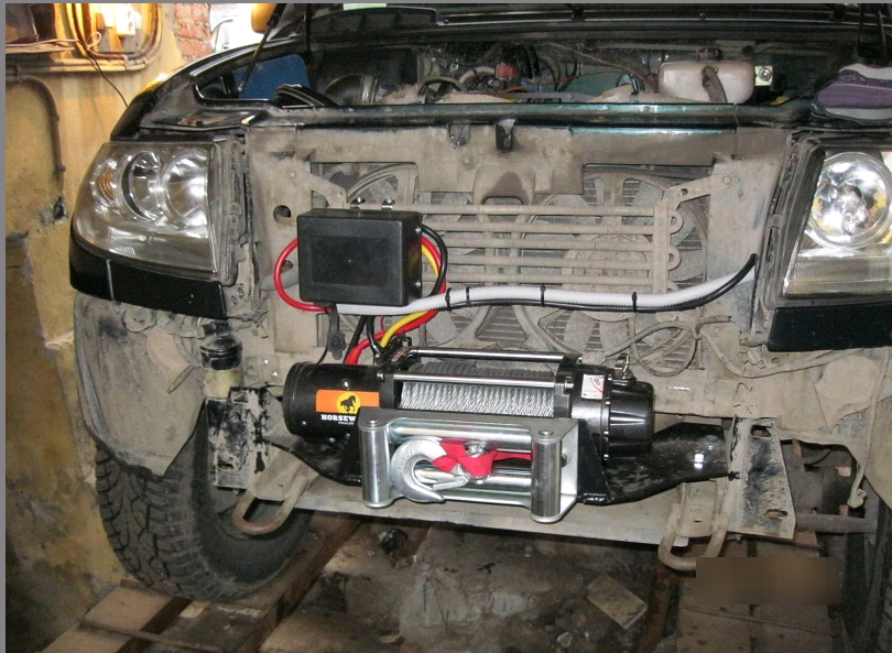 Horsewinch.ru - Лебедка Horsewinch 12000 на УАЗ Патриот: http://horsewinch.ru/page/article/lebedka_dla__UAZ_Patriot